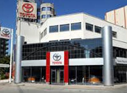 Vestel LED Aydınlatma ürünleri ile ALJ Toyota Ankara Showroom'unda yılda 100 bin TL'ye varan tasarruf sağlanıyor!