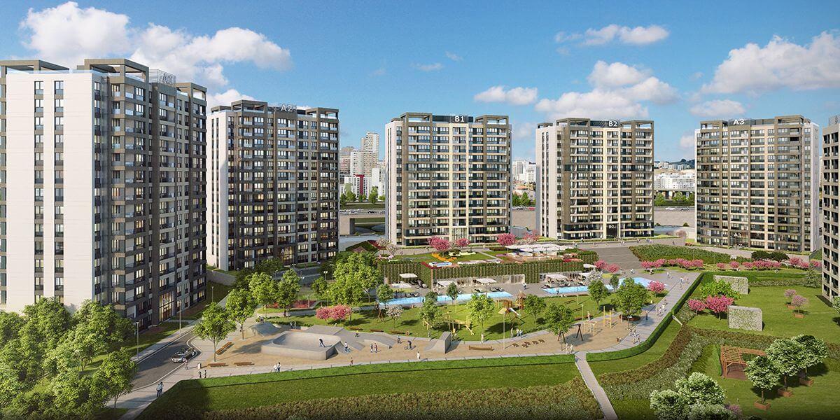 3. İstanbul Başakşehir Konut Projesi