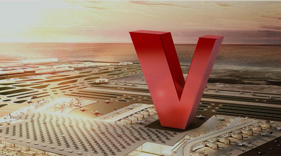 Dünyanın En Büyük Havalimanı Vestellendi