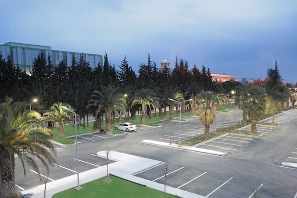 İzmir Adnan Menderes Havaalanı İç Hatlar Terminali açılışı Vestel LED ile yapıldı