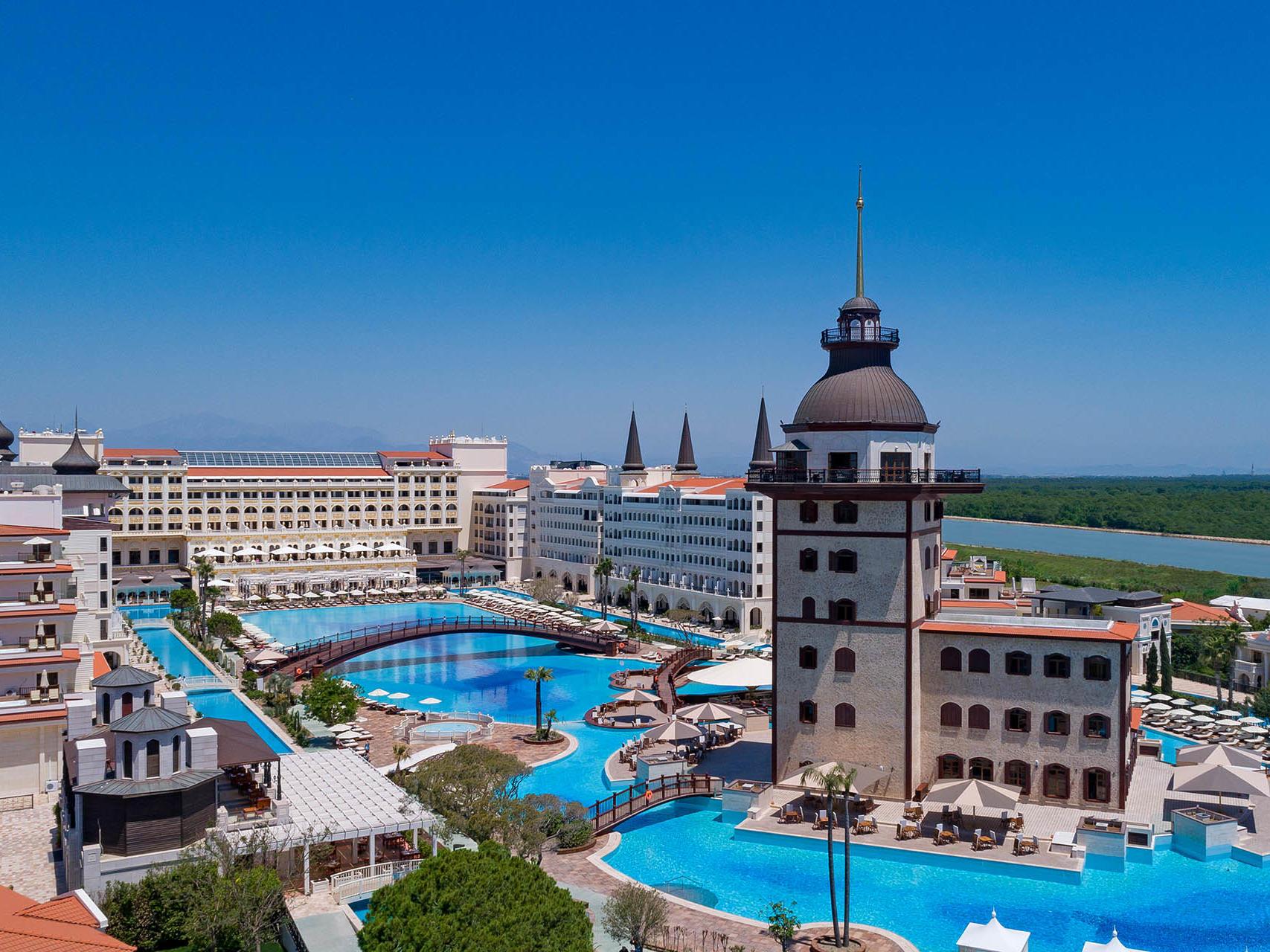 Titanic Mardan Palace Hotel