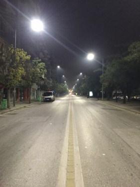 Eskişehir Mustafa Kemal Atatürk Caddesi LED Dönüşümü