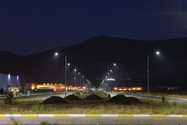 Vestel LED ile Manisa Organize Sanayi'de büyük tasarruf