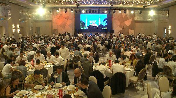Zorlu Holding geleneksel iftar yemeği 24 Haziran'da gerçekleşti